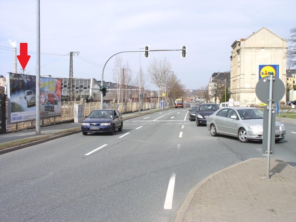 Dresdner Str. geg.  46 Fürstenstr. rechts