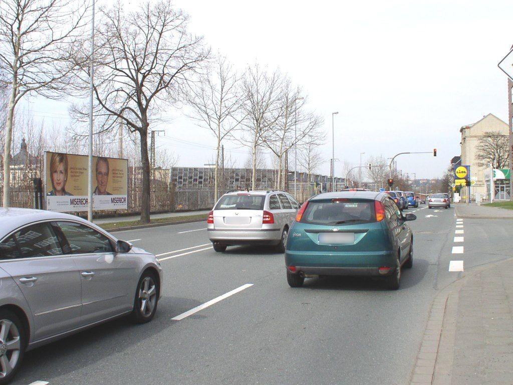 Dresdner Str. geg.  44/Glockenstr. rechts