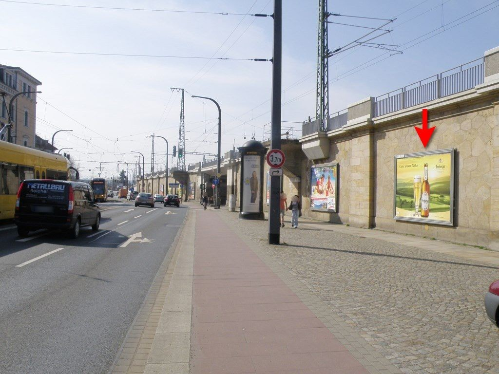 Antonstr.(B6)/Eisenbahnstr. neb. Ufg. re., 2. Sto.