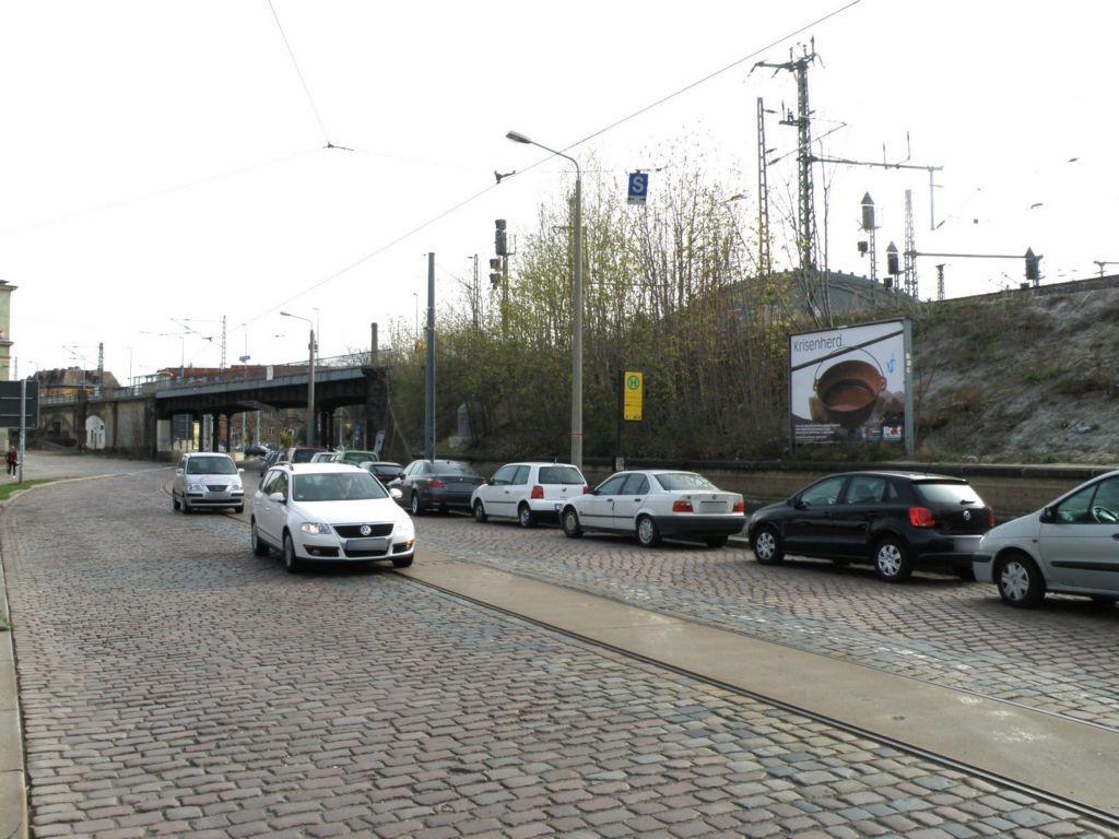 Eisenbahnstr. geg. 2 li.