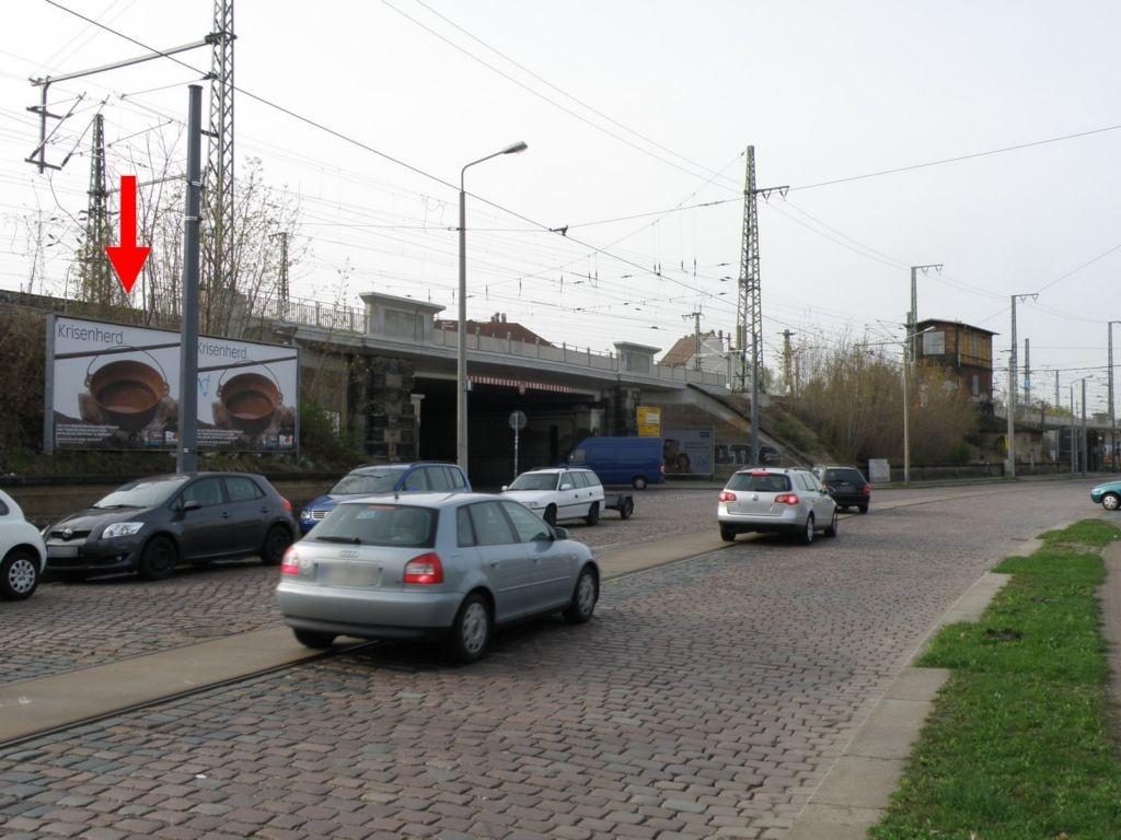 Eisenbahnstr. geg. 2 re.