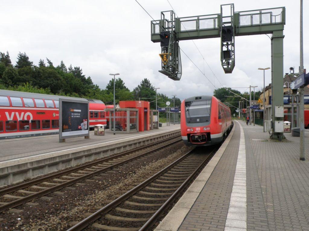 S-Bf Klotzsche,Bstg., Gleis 2