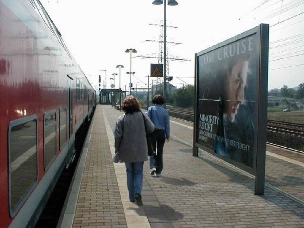 S-Bf Zschachwitz, Bahnsteig 1