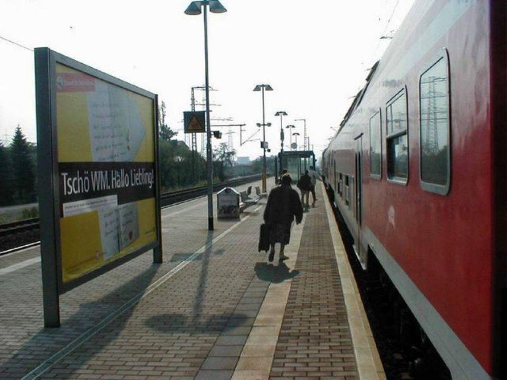 S-Bf Zschachwitz, Bahnsteig 2