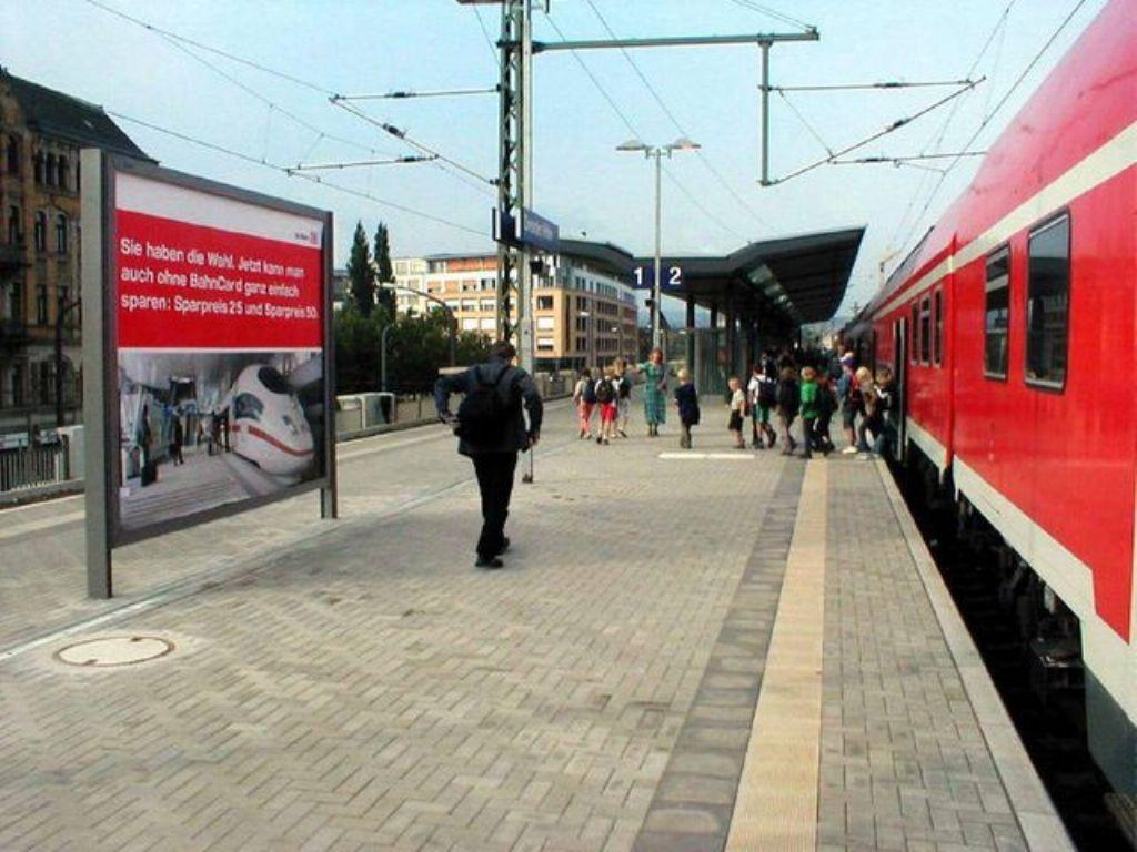 S-Bf Dresden-Mitte, Bahnsteig 2