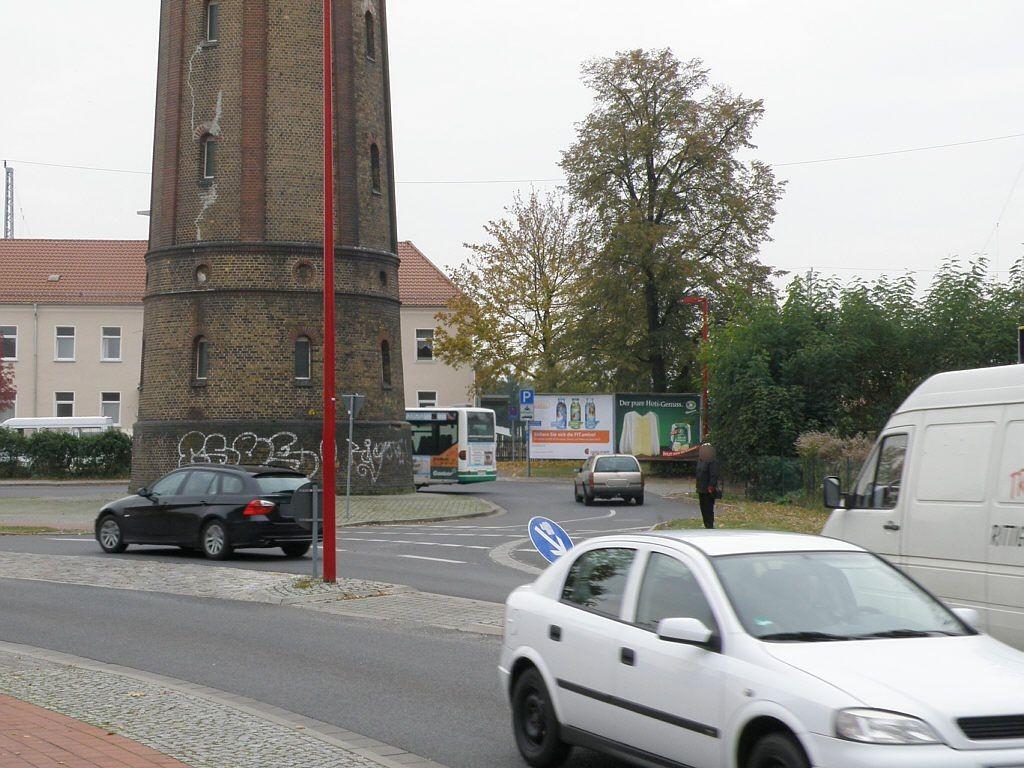 Bahnhofsallee geg. Steinstr. quer