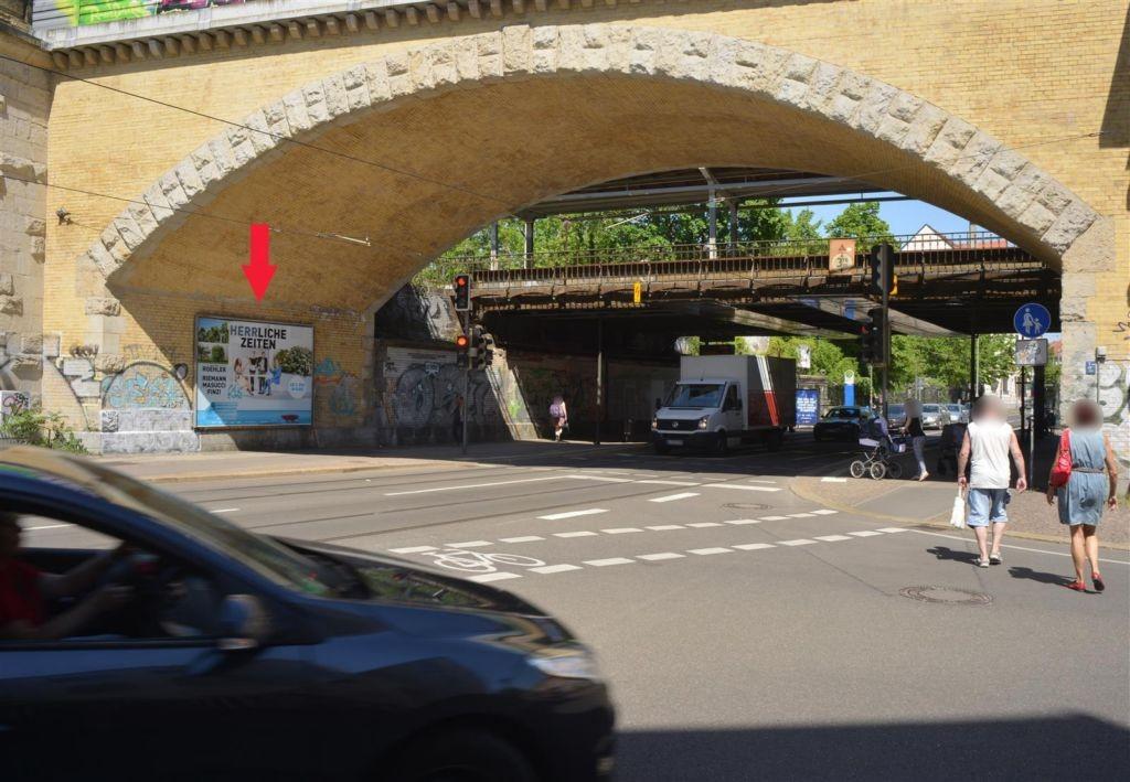 Lützowstr./DB-Brücke sew. re.