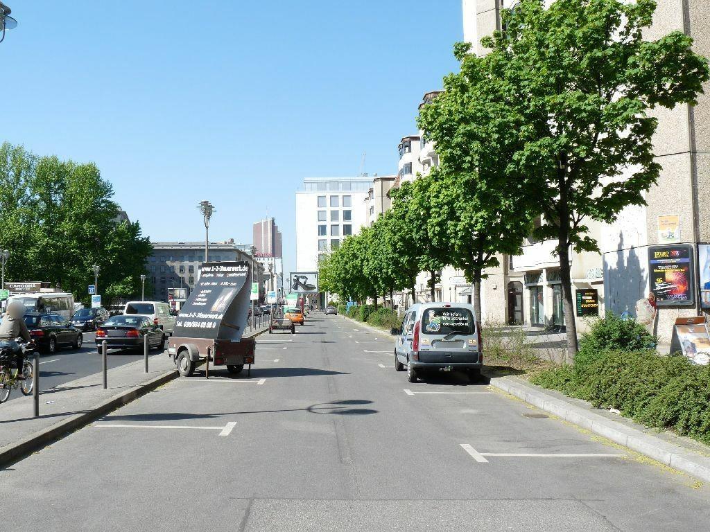 Leipziger Str. 114 Nh. Mauerstr.