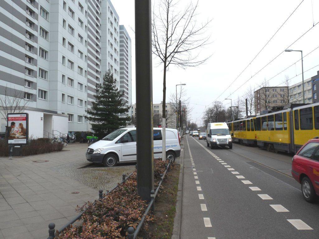 Konrad-Wolf-Str. 66 b/Berkenbrücker Steig/We.li.