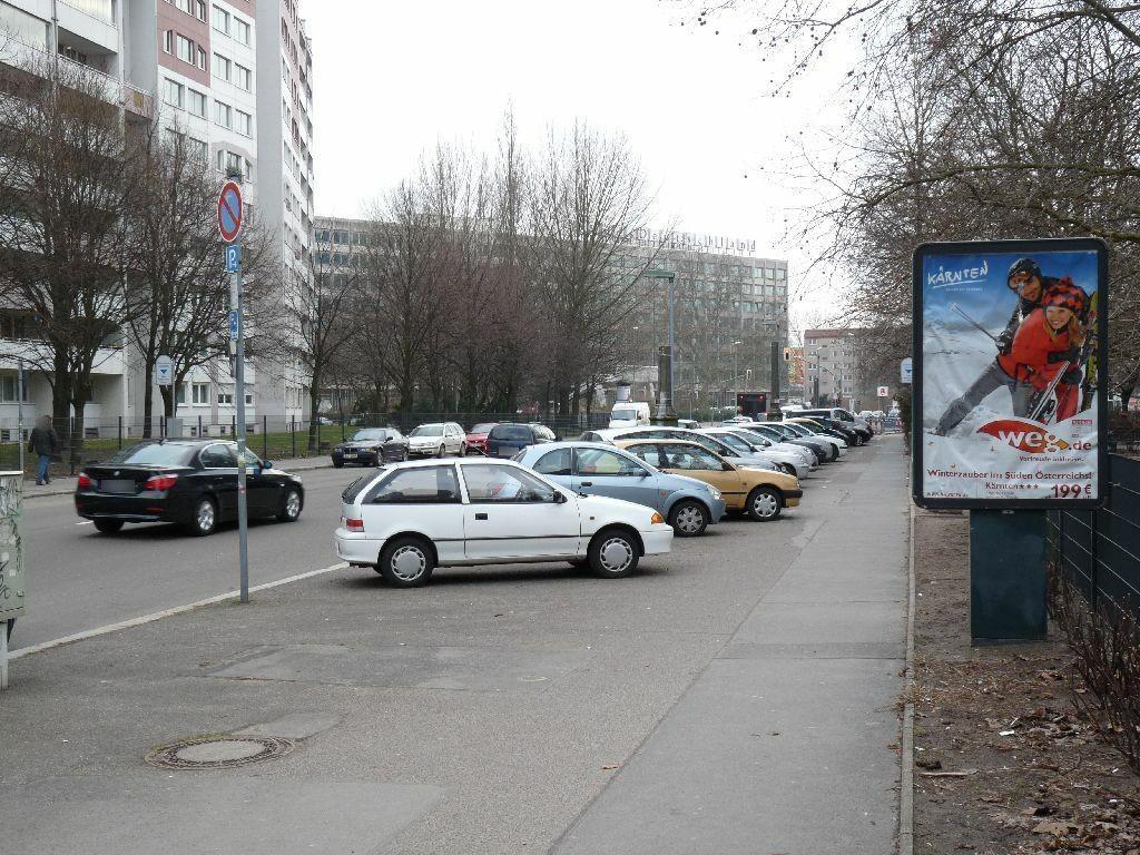 Str. d. Pariser Kommune 23 Nh. Rüdersd. Str./We.re