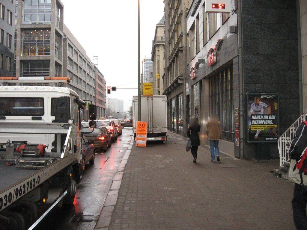 Leipziger Str.  21 Nh. Mauerstr.