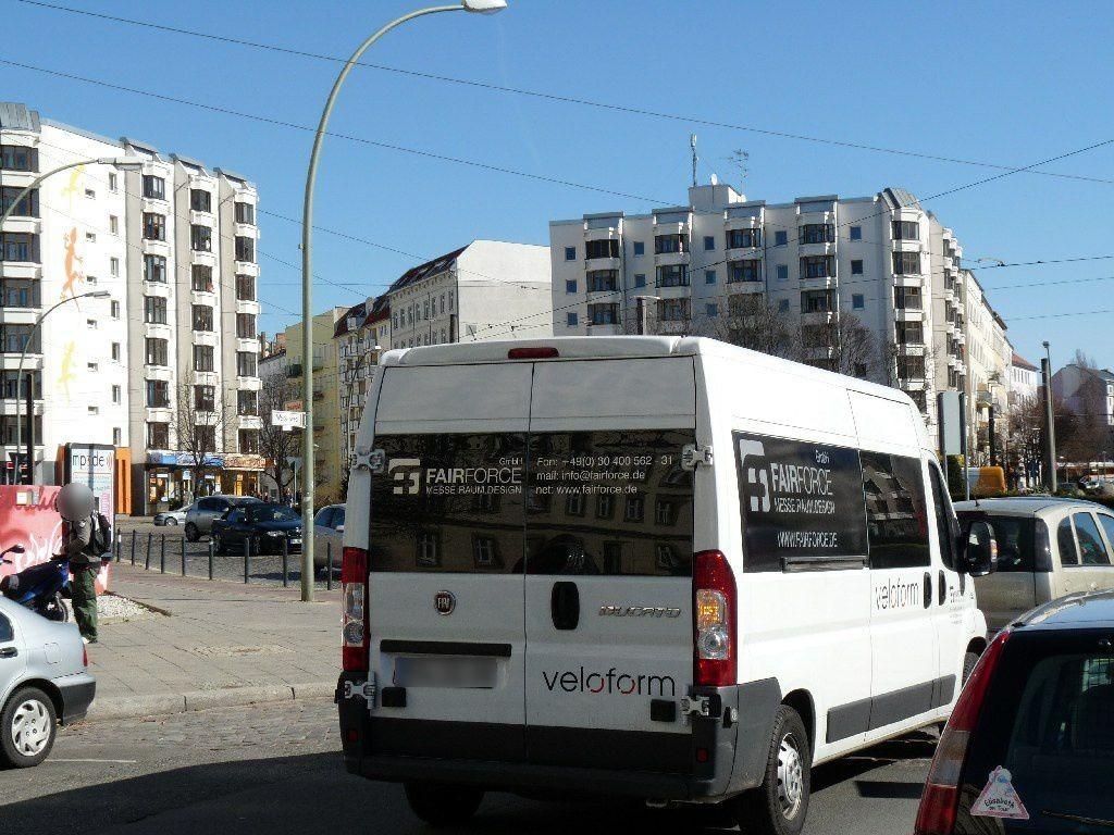 Petersburger Str. 78/Weidenweg