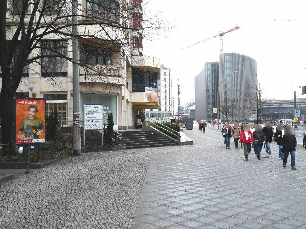 Friedrichstr. 106c/Nh. Ziegelstr.