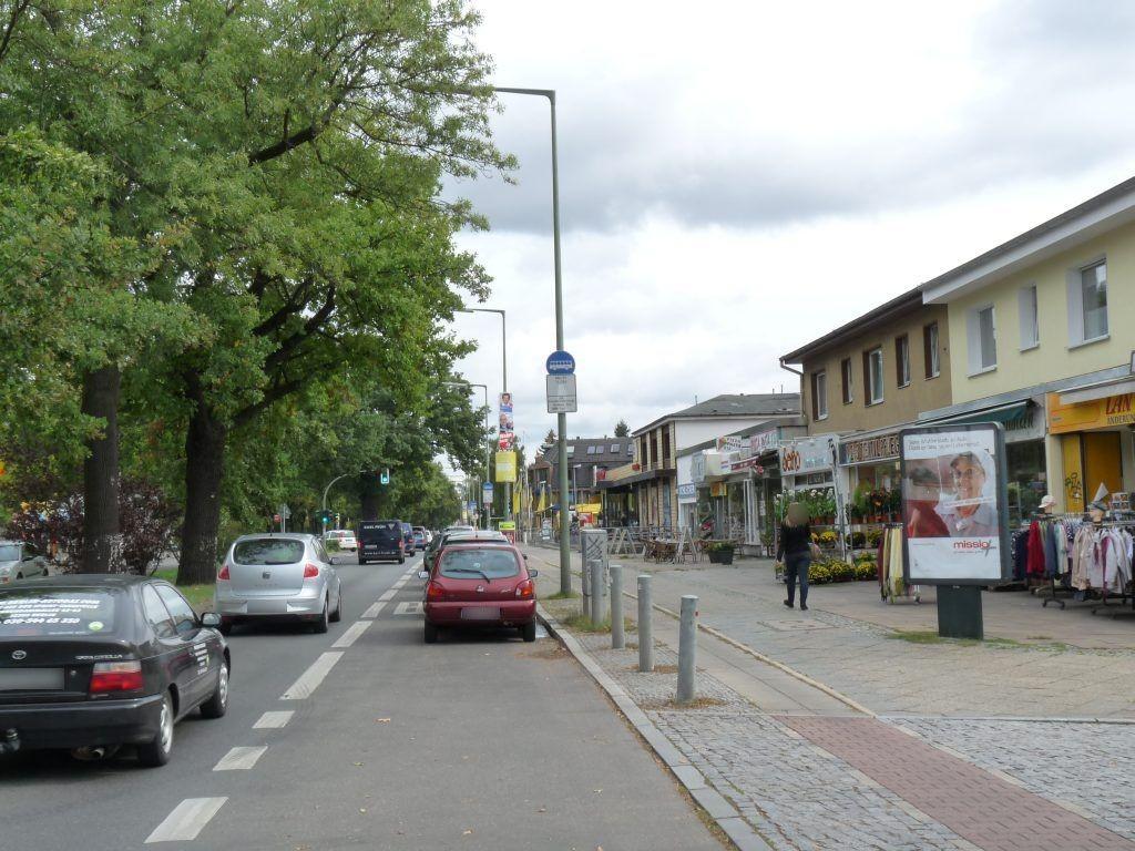 Marienfelder Chaussee 149/Ostheimer Str.