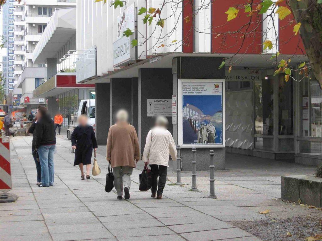 Leipziger Str.  40 re.geg. Markgrafenstr.