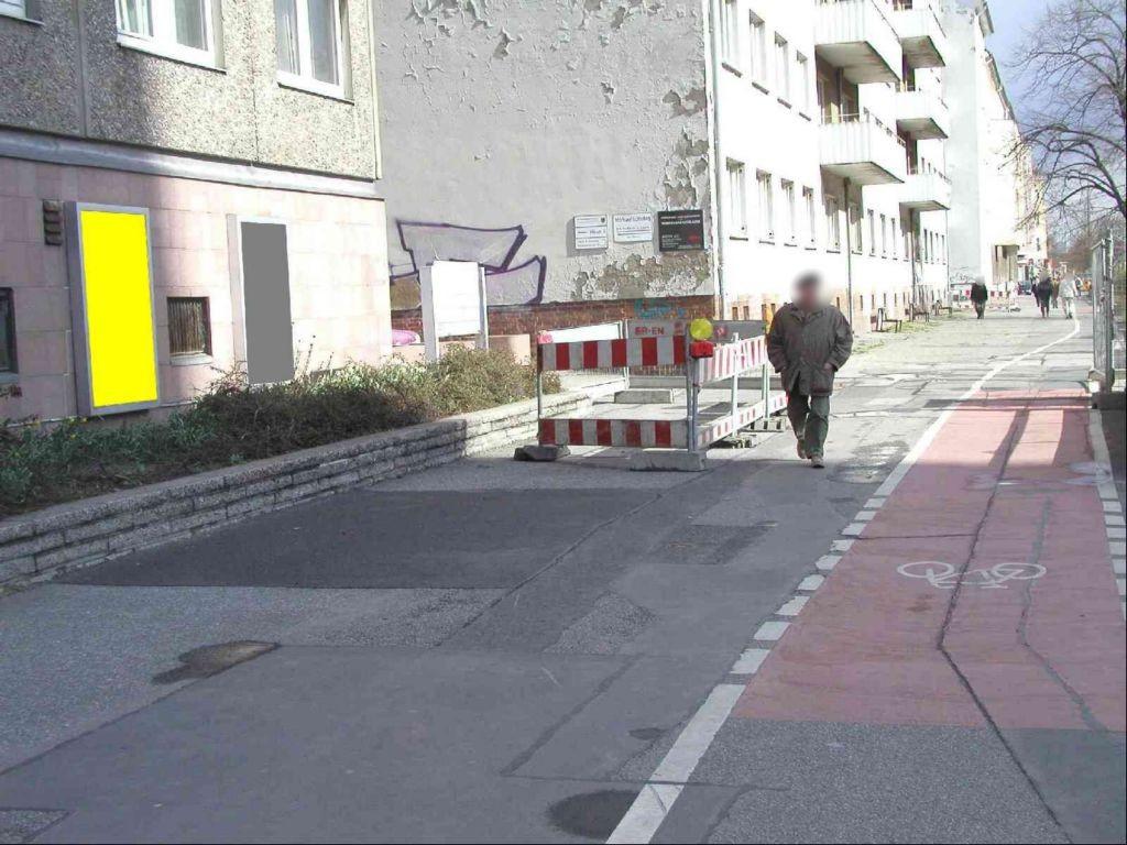 Frankfurter Allee, an Gebäude DB AG, 10.Sto.
