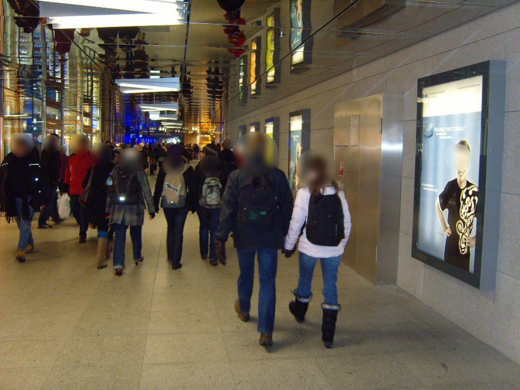 Münchner Freiheit 1.UG Ladenpassage Forum 5. Sto.