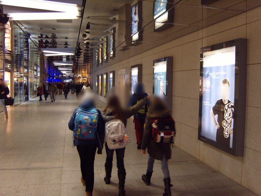 Münchner Freiheit 1.UG Ladenpassage Forum 7. Sto.
