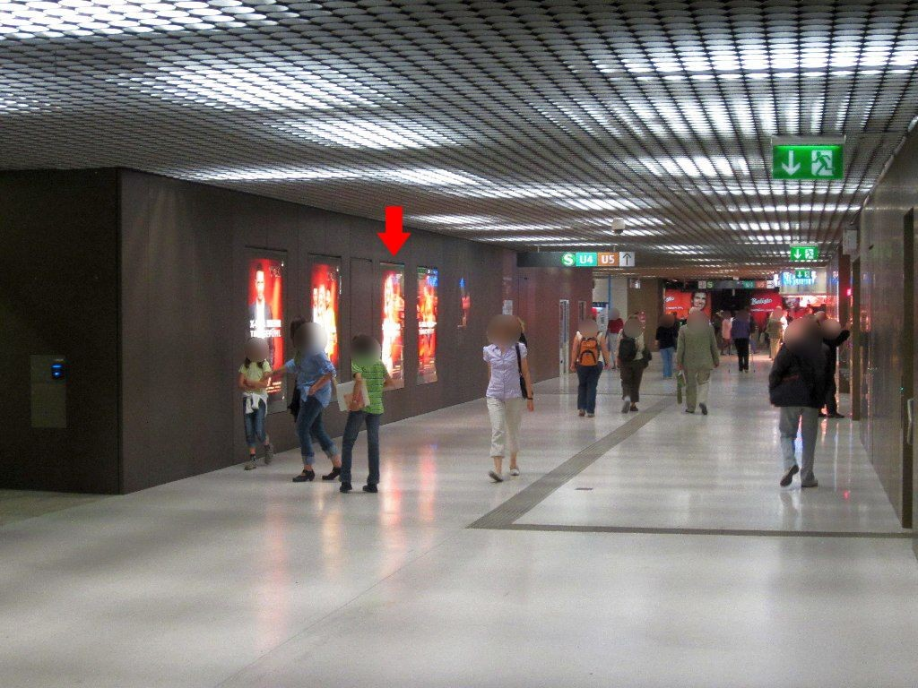 Karlsplatz/Stachus 2 UG Ausg. Neuhauserstr. 3 Sto.