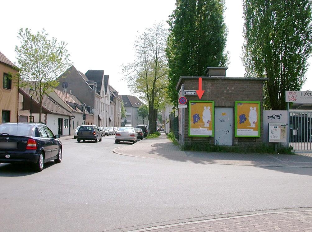 Bamberger Str./Süllenstr.