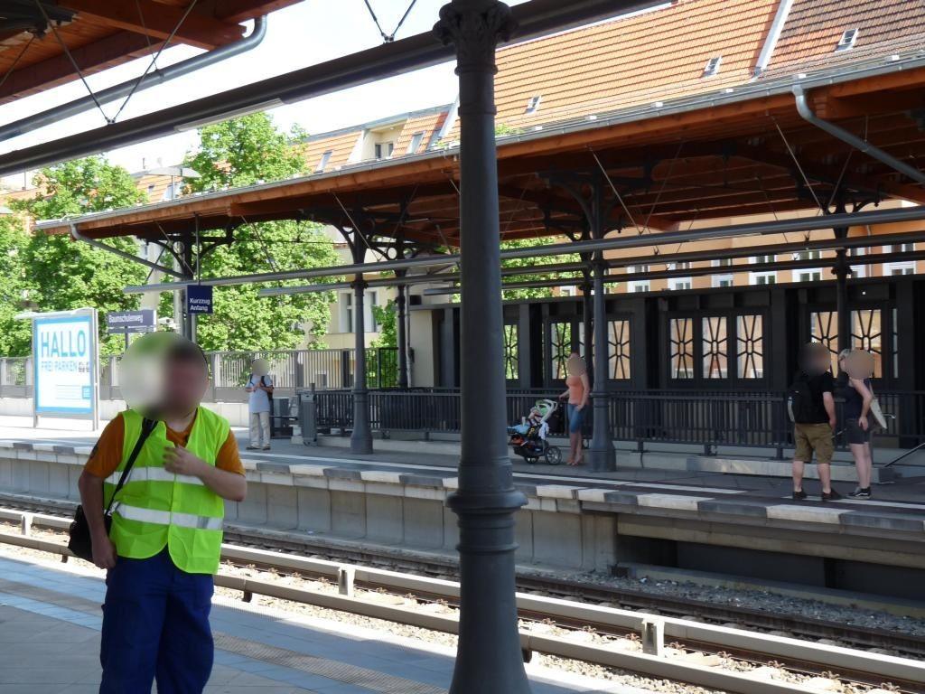 S-Bf Baumschulenweg,Bstg. Gl.4 Sto. 1, sew