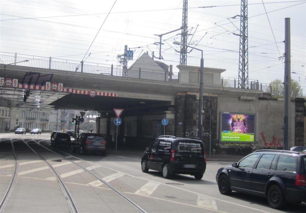 Leipziger Str./Uferstr. quer