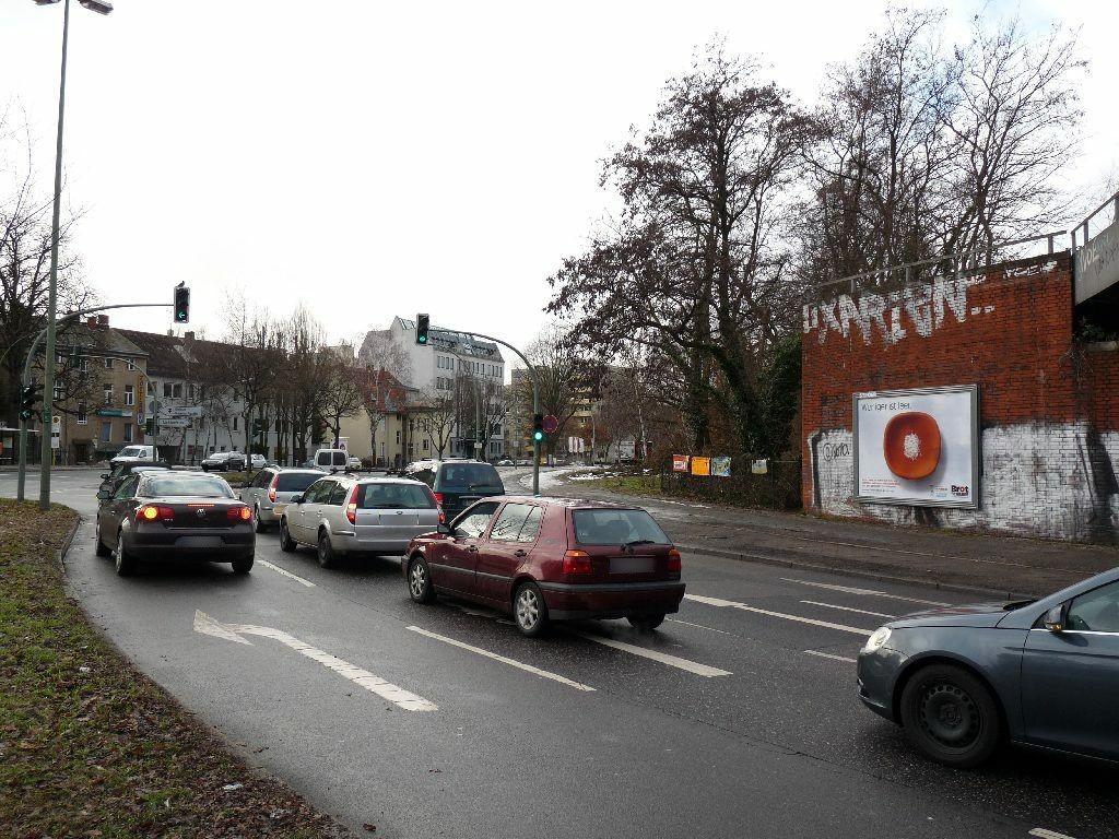 Wolfensteindamm/Ufg. Ri. Hindenburgdamm