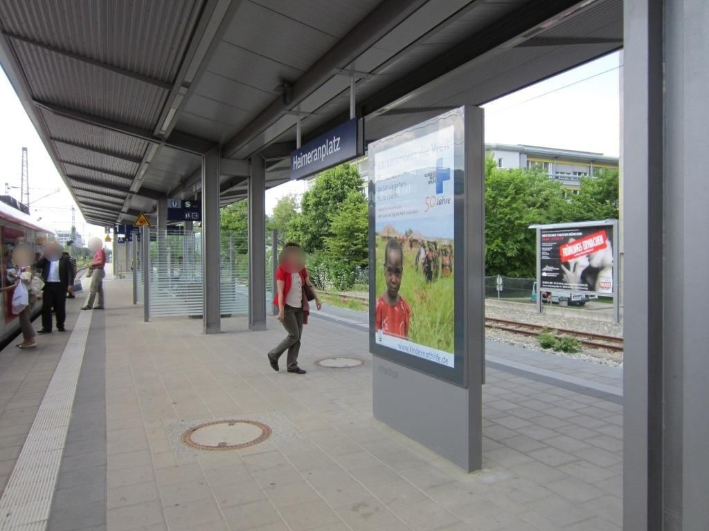 S-Bf Heimeranplatz Gl. 1, 1.Sto.