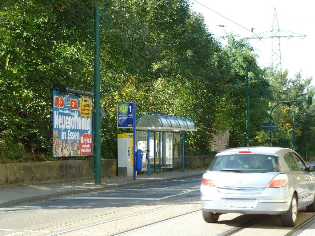Donnerstr geg. 112/Nh. Münstermannstr.