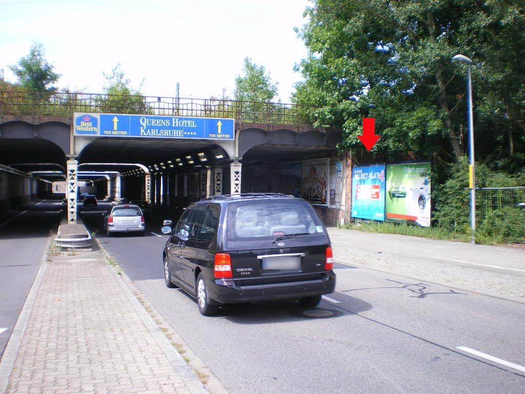 Ettlingerstr Ufg./Fautenbruchstr.