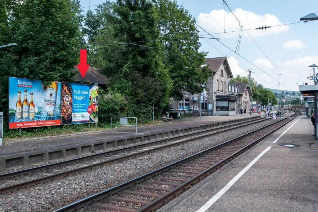 Bf Grötzingen/Bahnsteig 1