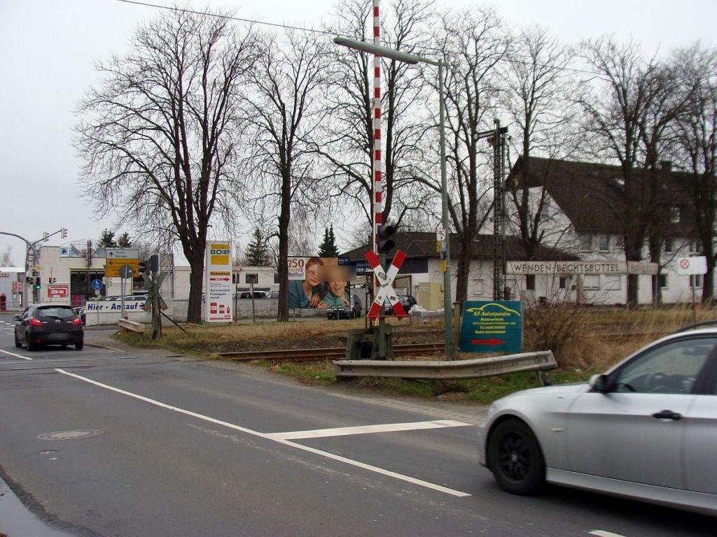 Wendebrück/Am Beberbach/Bahnübergang re.