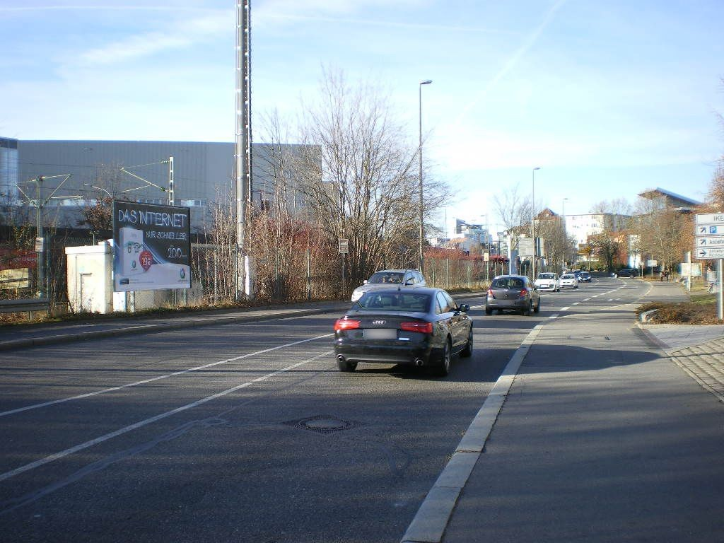 Hanns-Martin-Schleyer-Str/Ikea Eingang geg.