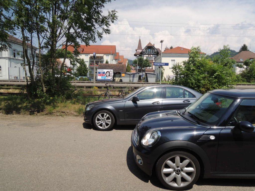 Bahnhofstr Bf Gleis 1