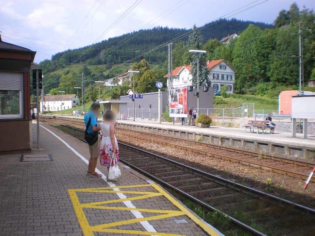 Bahnhofstr Bf Gleis 2
