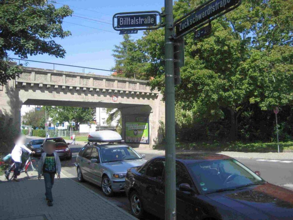 Zuckschwerdtstr. Ufg./Konrad-Glatt-Str.