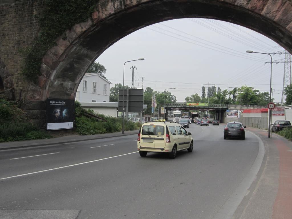 Mainzer Str. /An der Hammermühle geg. Einm. li.