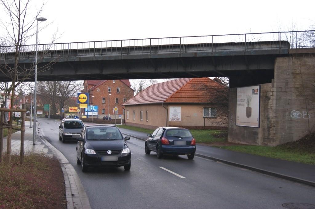 Erfurter Str./DB-Ufg. Nh. Bebraer Weg