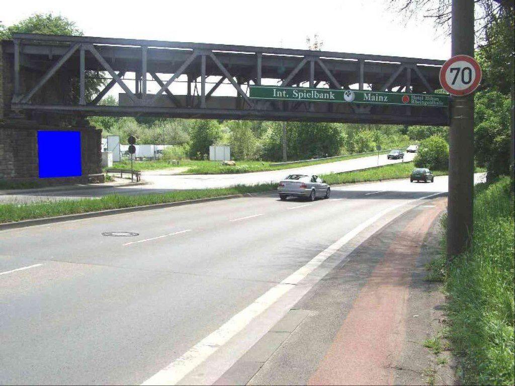 Mainzer Str. sew./Ufg. - BAB 671/re.