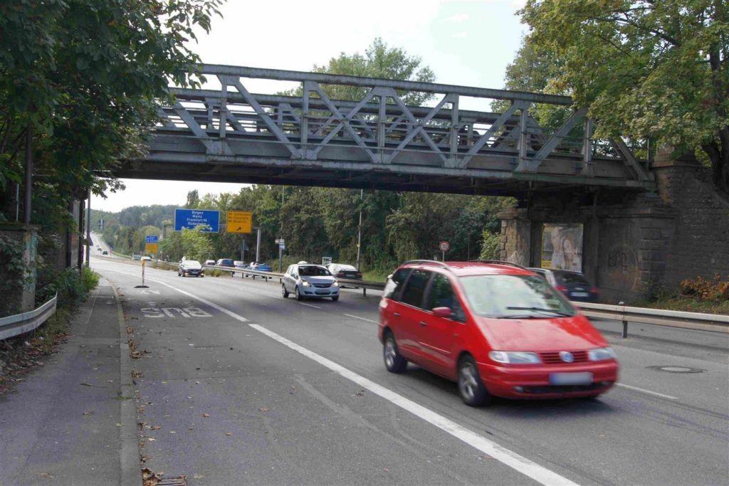 Schiersteiner Str./Saarstr. Ri. saw. GF rechts