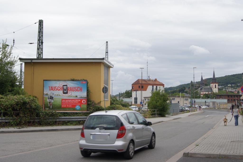 Hbf, re. vom Taxistand, Bingerbrücker Str.