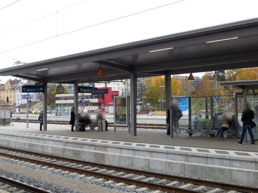 S-Bf Ostbahnhof, Bstg., Gleis 7 Abschnitt D