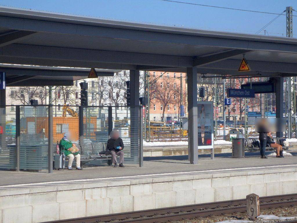 S-Bf Ostbahnhof, Bstg., Gleis 8 Abschnitt D