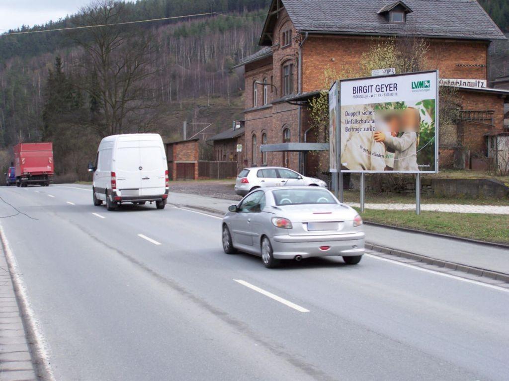 Ortsstr./Bf Unterloquitz/We.re.