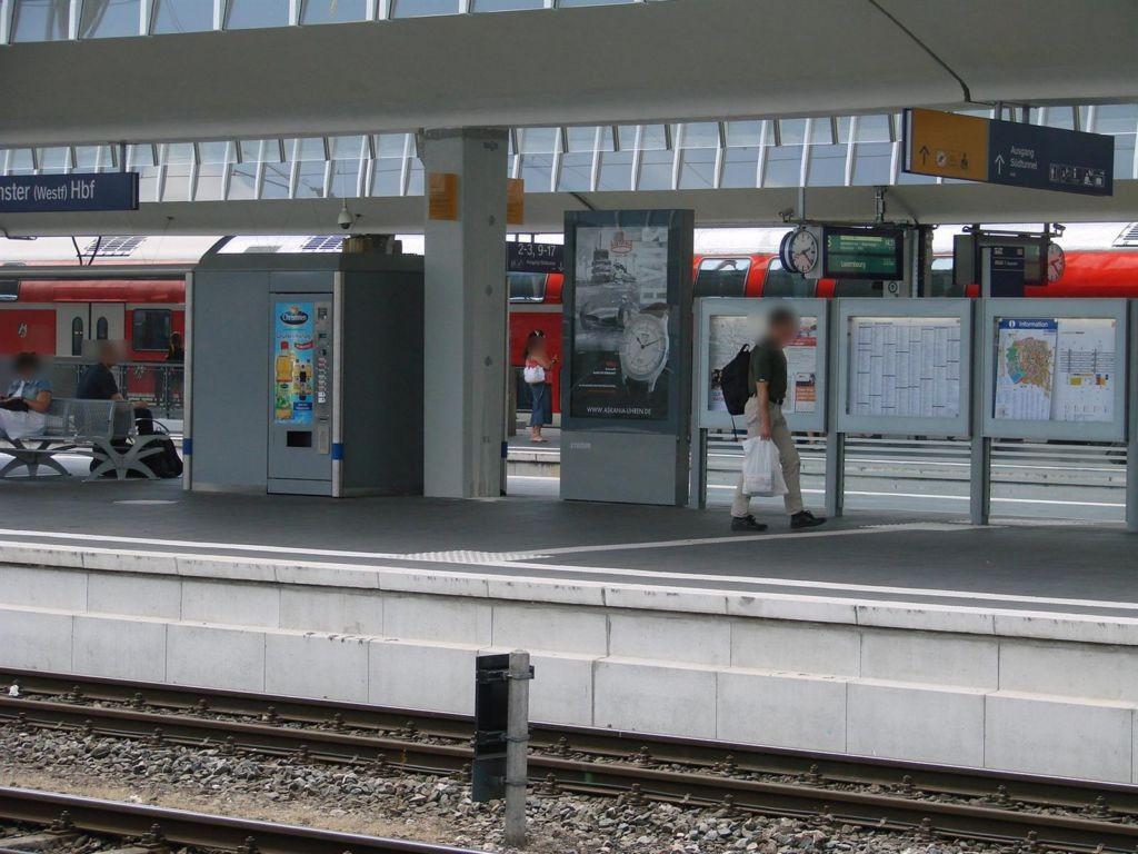 Hbf, Bstg., Gleis 12