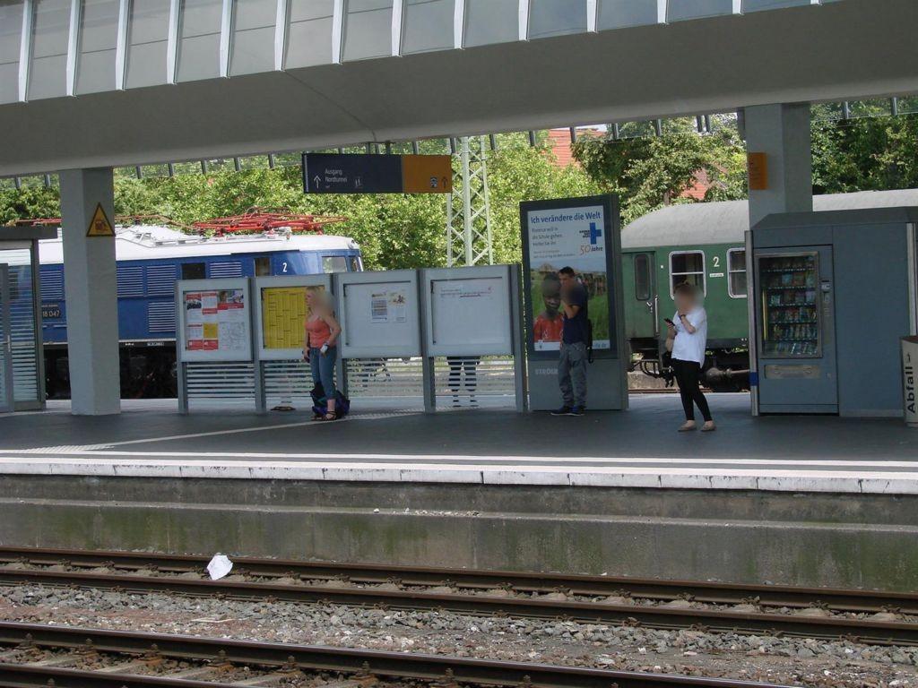 Hbf, Bstg., Gleis 14
