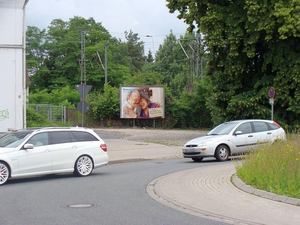 Bahnhofsplatz   6e re. geg. Trift