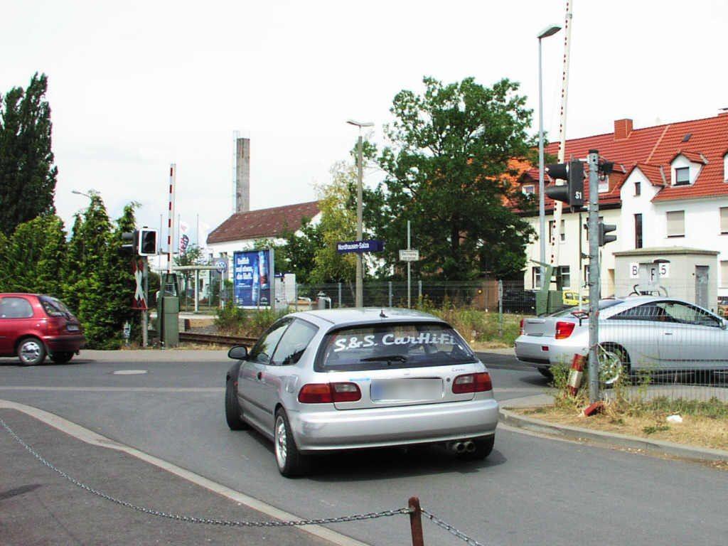 Bf Salza Bahnsteig