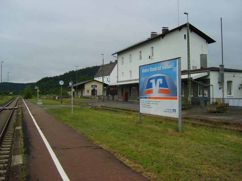 Bahnhofstr./Austr./Bf /Bahnsteig Si. Gl. 2+3, HGL