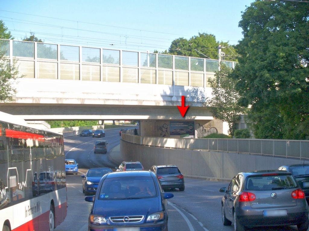 Münchner Str./DB-Brücke sew. re.